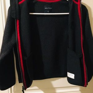 Youth S (Size 8-10) Nautica Fleece Jacket